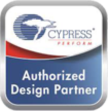 Sirin Software is Authorized Design Partner of Cypress Semiconductor
