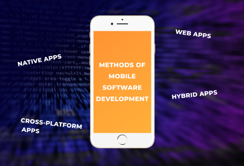 Mobile application development Sirin Software