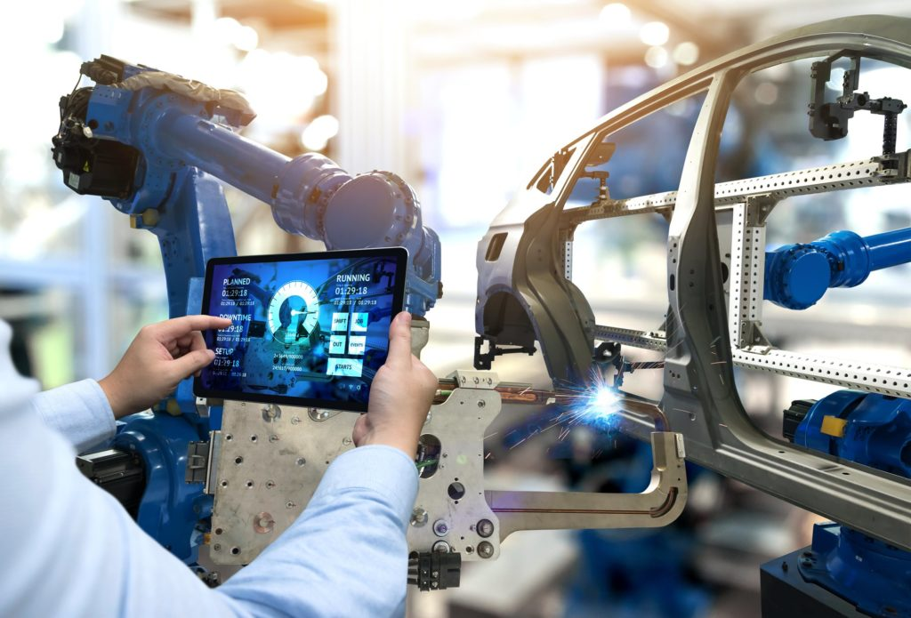 IoT in Industrial Automation Sirin Software